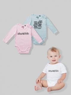 Babies Long Sleeve Bodystockings