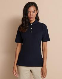 Ladies Classic Cotton Piqué Polo Shirt